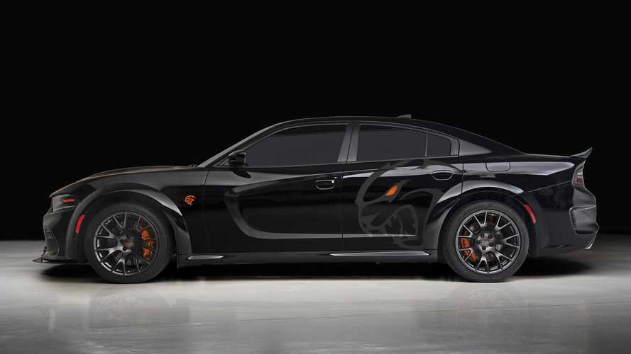 Dream Giveaway 2021 Dodge Charger Hellcat Widebody