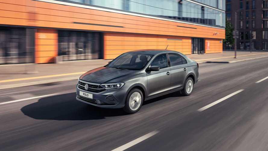 Volkswagen Polo Sedan é lançado na Rússia pelo equivalente a R$ 62,6 mil