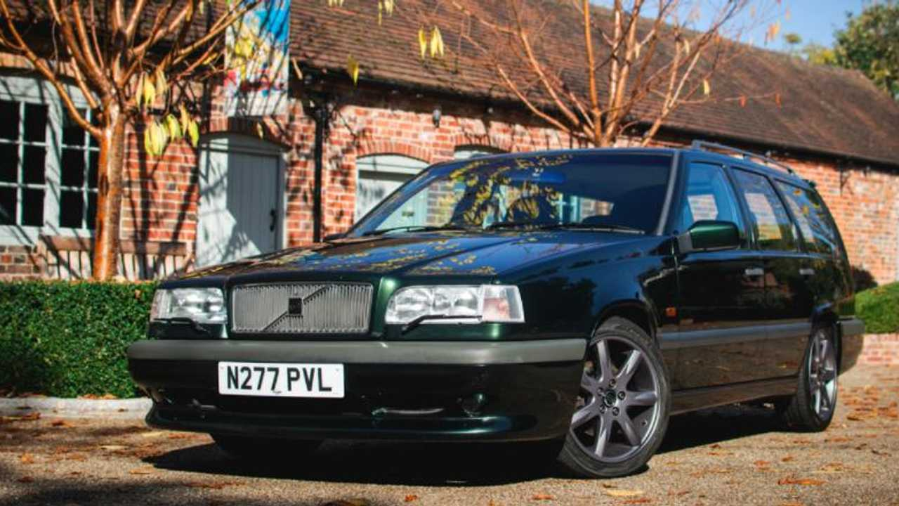 Buy the hot Volvo estate loved by a petrolhead musician