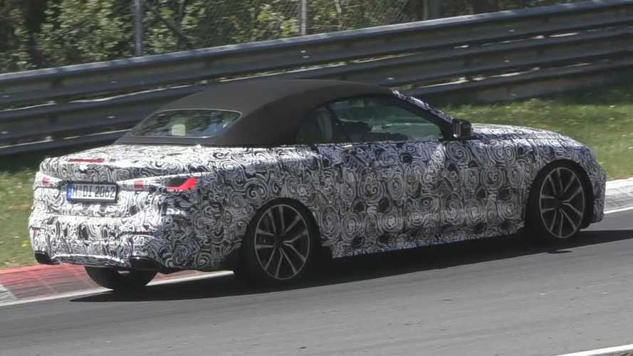 New BMW M440i Convertible, M4 Coupe Spied Testing At The Green Hell