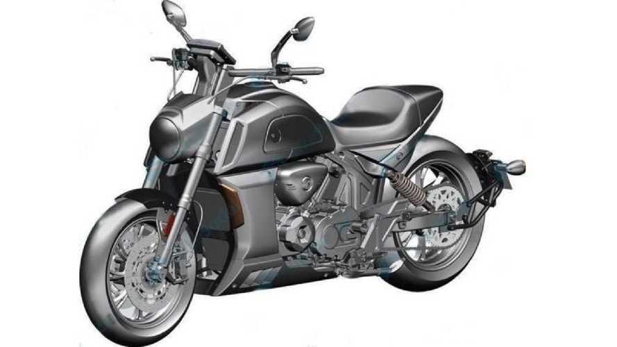 Una nuova Ducati Diavel? No, una Motrac 900 V2
