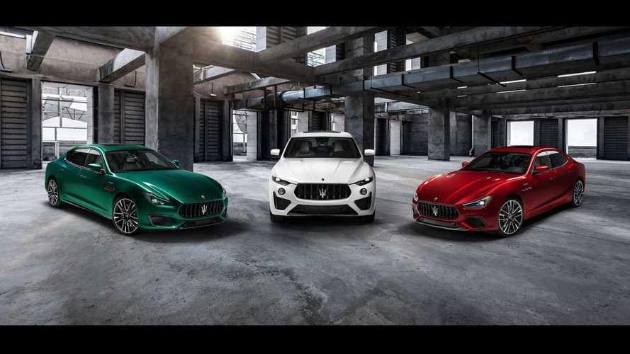 Maserati представила сразу два спортседана с мотором Ferrari