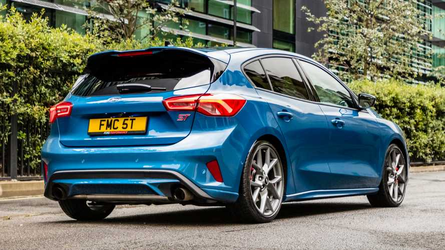Ford adds £34,710 auto option to Focus ST range