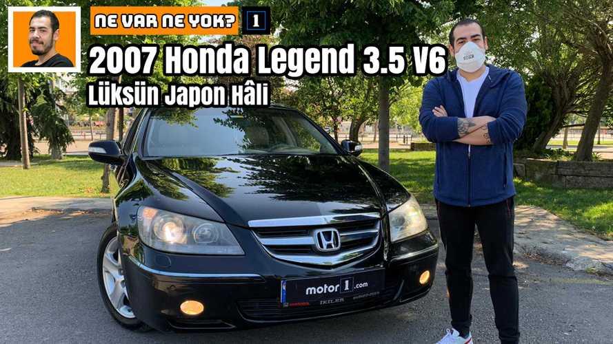 İkinci El İnceleme: 2007 Honda Legend