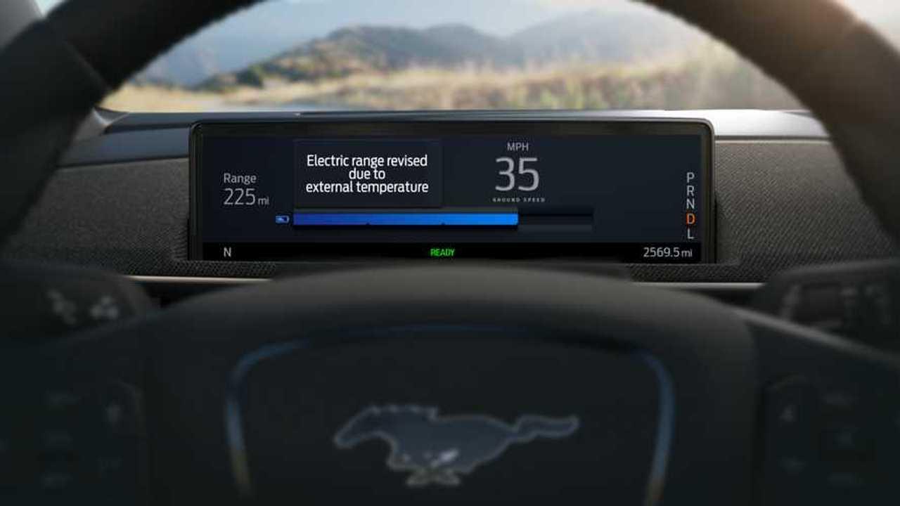 Intelligent Range - External Temperature Adjustment