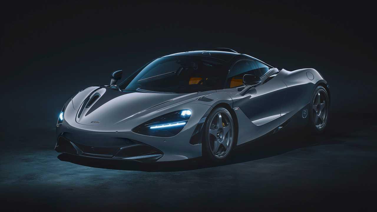 McLaren 720S Edição Le Mans