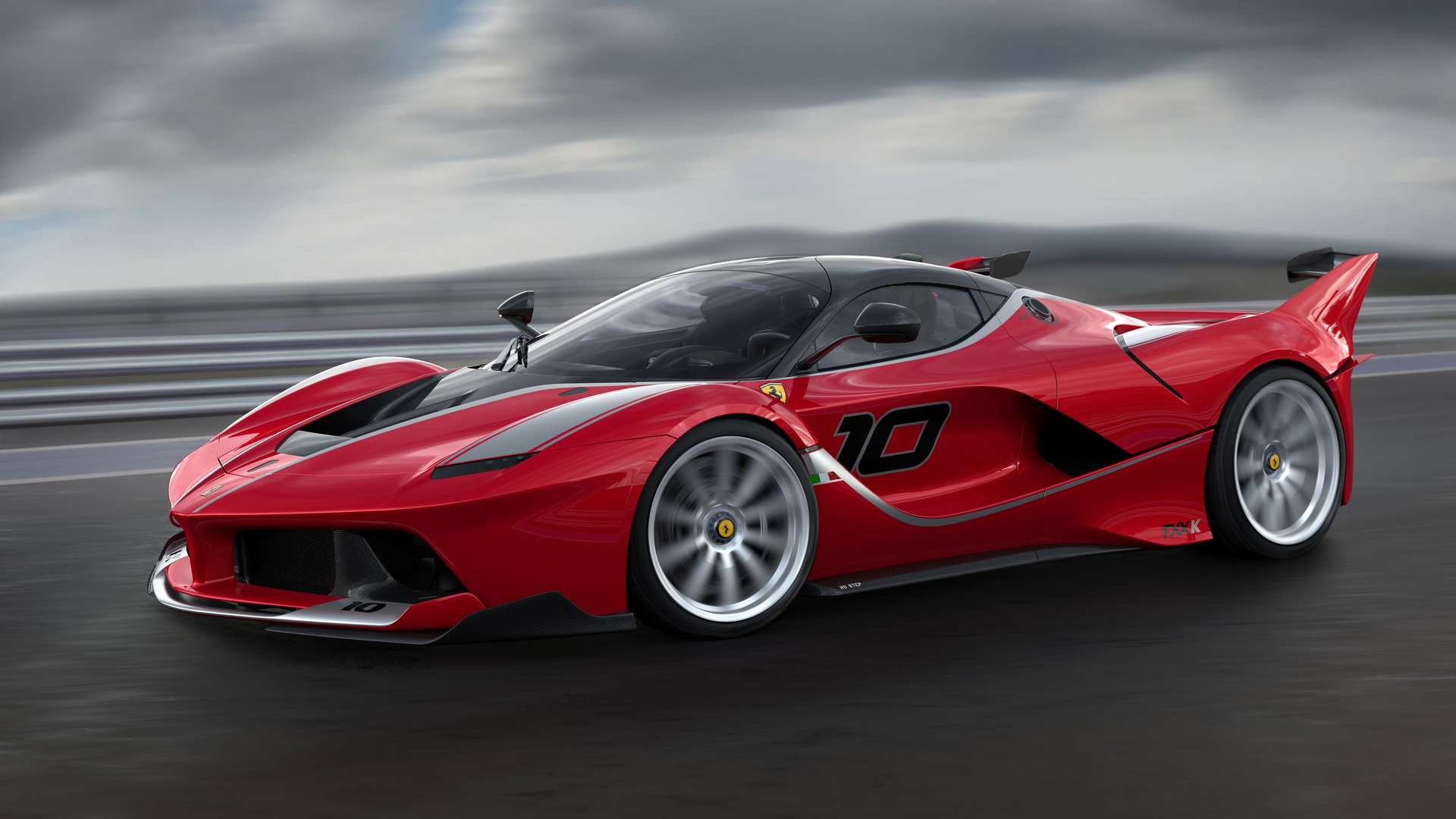 brace yourselves, ferrari fxx k evo to debut this weekend