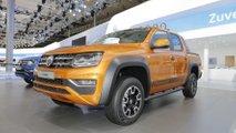 Volkswagen presenta Amarok Canyon al IAA di Hannover 2016