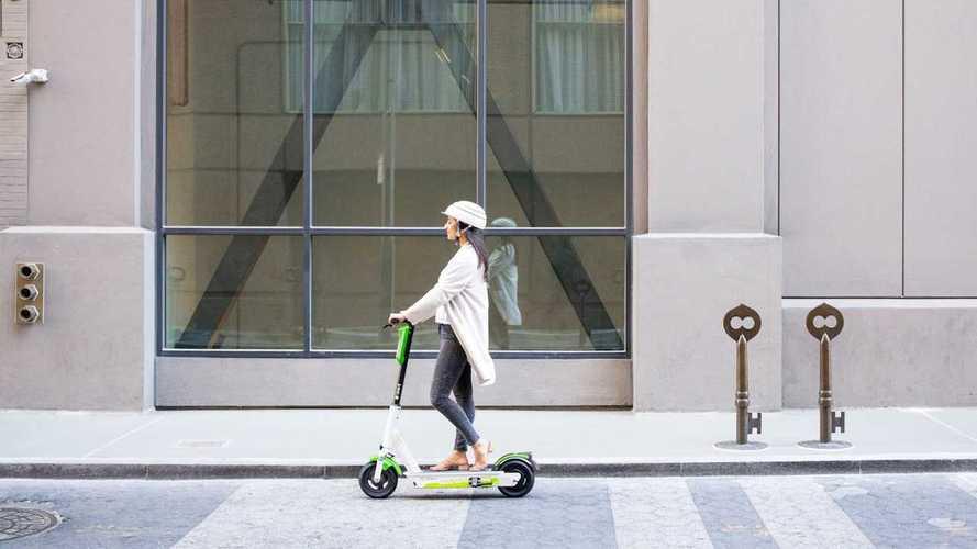 Tráfico pone el punto de mira en los patinetes eléctricos