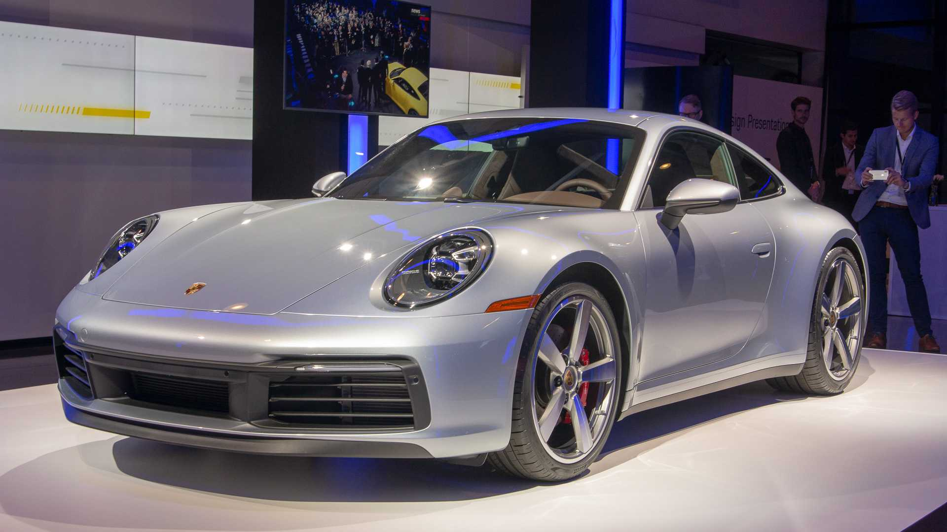 2020 Porsche 911 Carrera S Carrera 4s Debut With 443 Hp