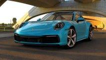 2020 Porsche 911 Carrera 4S configurator