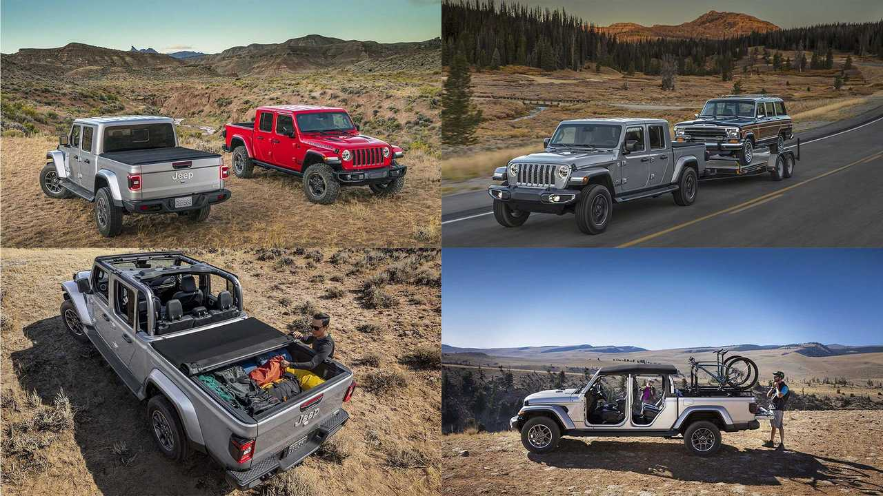 Jeep Gladiator Slideshow Lead
