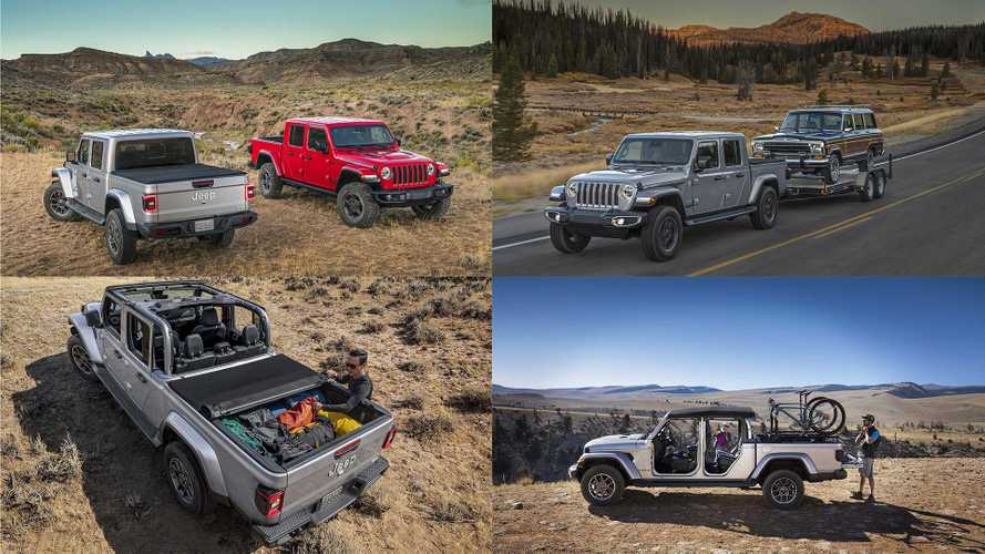 5 Fascinating Facts About The Jeep Gladiator's Production