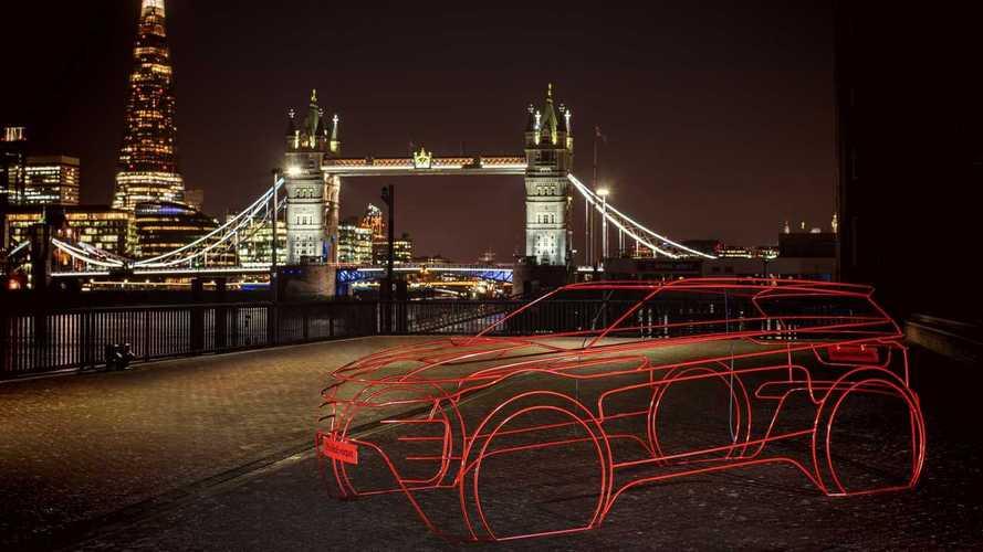 Neuer Range Rover Evoque: Die Enthüllung (Livestream)