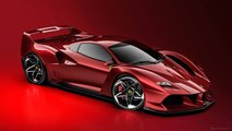 Ferrari F40 Tribute ist schlicht atemberaubend