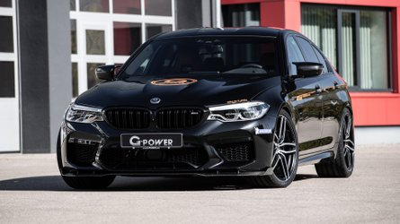 G-Power Lives Up To Its Name With 789-HP BMW M5