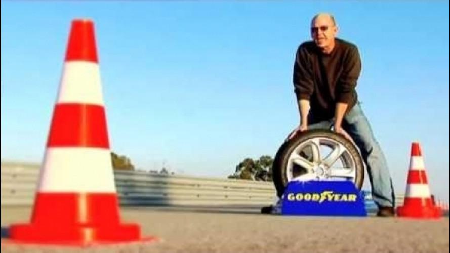 Goodyear Eagle F1 Asymmetric 2, Grip made in USA [VIDEO]