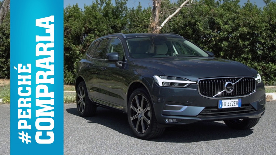 Volvo XC60, perché comprarla... e perché no [VIDEO]