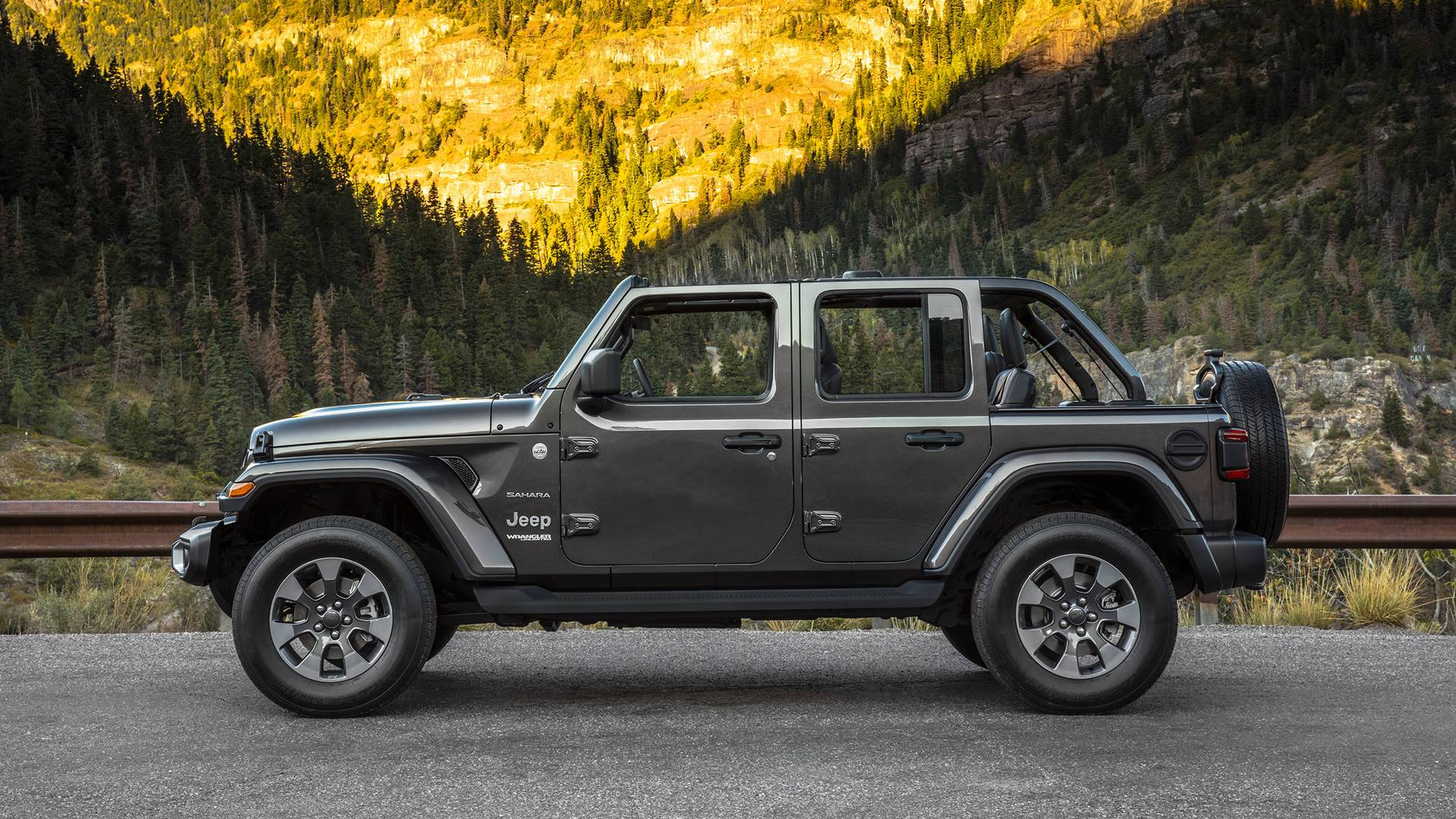 most expensive 2018 jeep wrangler jl costs 57310