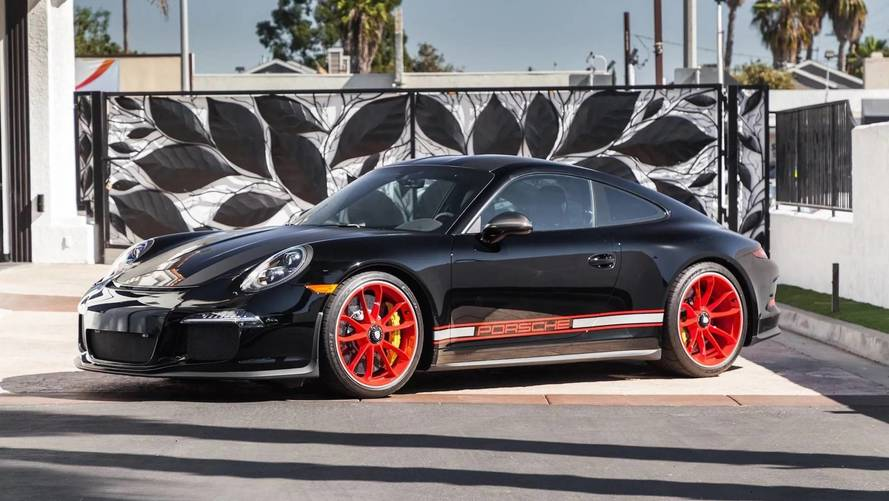 Used Porsche 911 R Has Driven Just 140 Miles, Could Be Yours