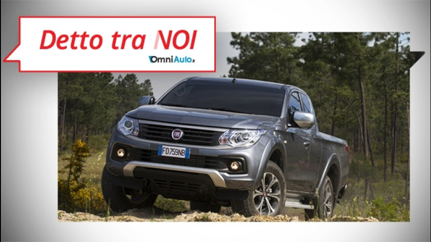Fiat Fullback, vi piacerebbe guidare un pick-up? [VIDEO]