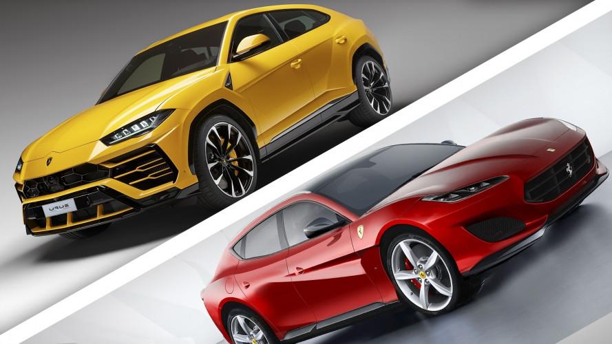 Lamborghini Urus, il guanto di sfida a Maranello è stato lanciato