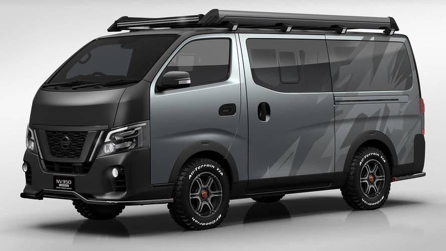 Nissan NV350 CARAVAN Grand Touring Concept