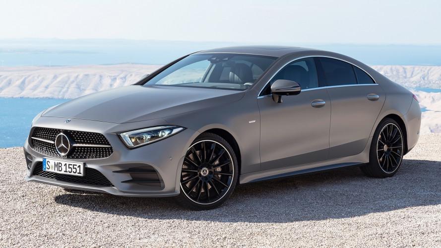 Nuova Mercedes CLS, berlina coupé atto terzo