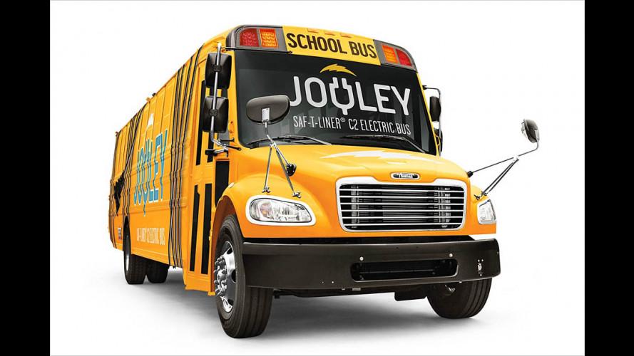 Elektro-Schulbus für die USA