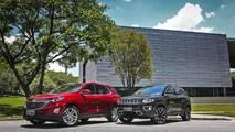 Chevrolet Equinox Premier vs. Jeep Compass turbodiesel