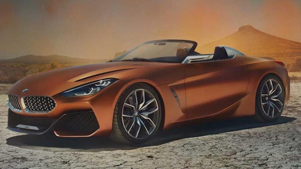 [Copertina] - BMW Concept Z4, il ritorno del tetto in tela