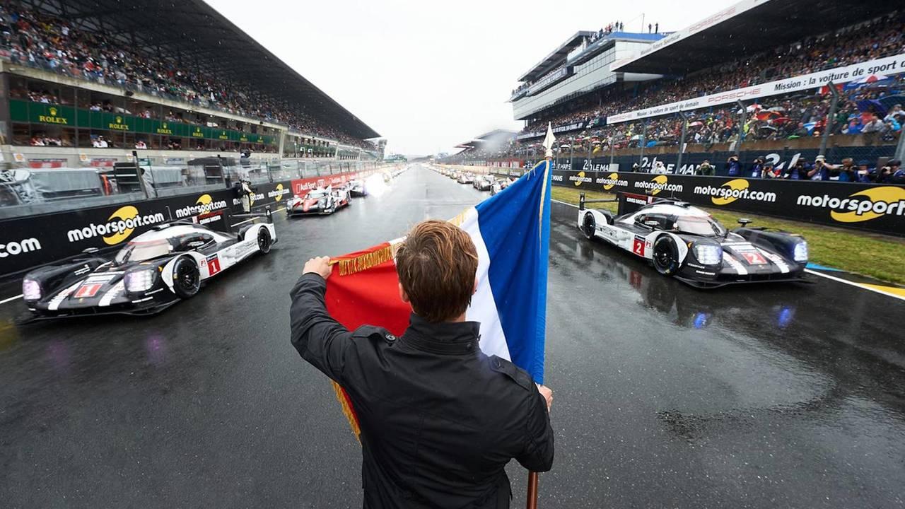 Motorsport.tv 24 Horas Le Mans