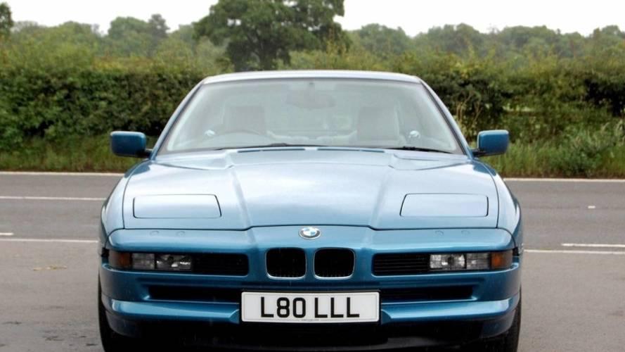 Tökéletes állapotú BMW 850i modelljét árulja a brunei szultán