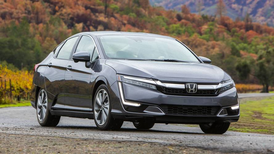 UPDATE: Honda Clarity PHEV Sales Now Limited To Only California