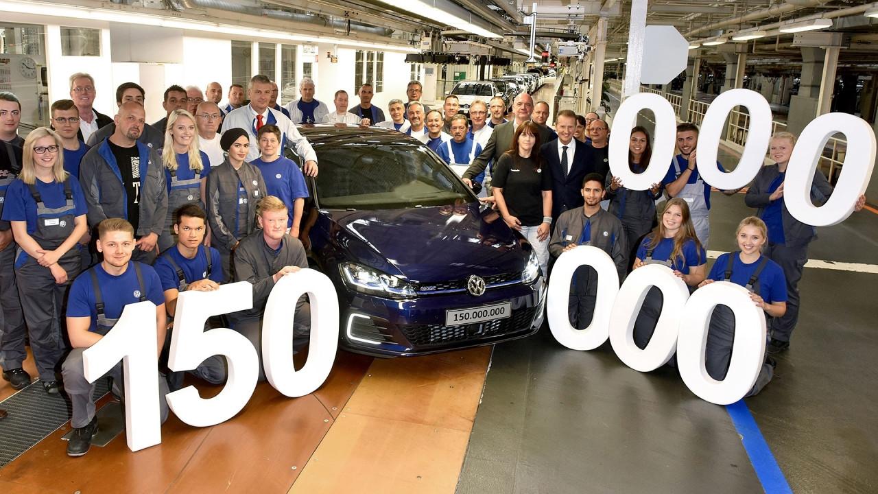 [Copertina] - Volkswagen raggiunge il traguardo dei 150 milioni di auto prodotte