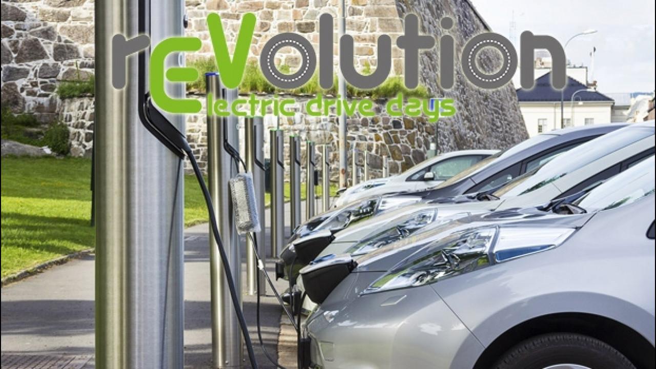 [Copertina] - rEVolution, a Milano si organizzano gli Electric Drive Days