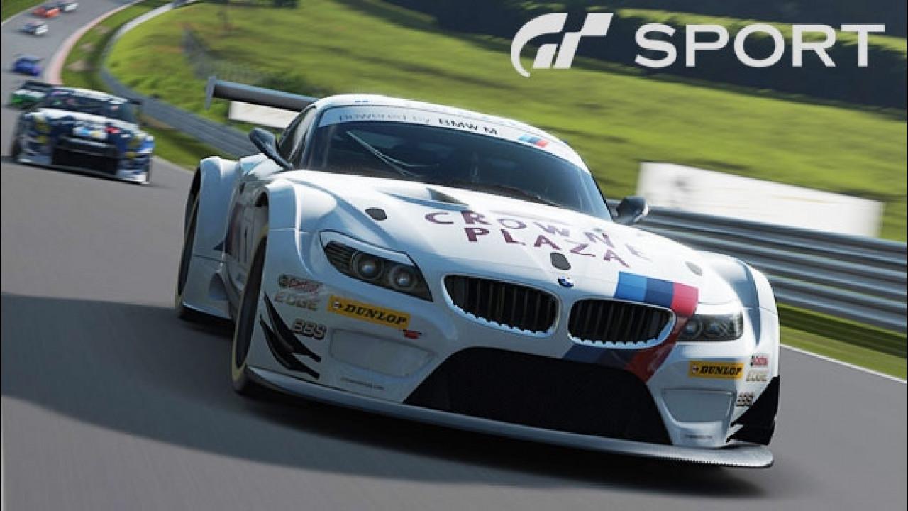 [Copertina] - Gran Turismo Sport, il re sta tornando [VIDEO]