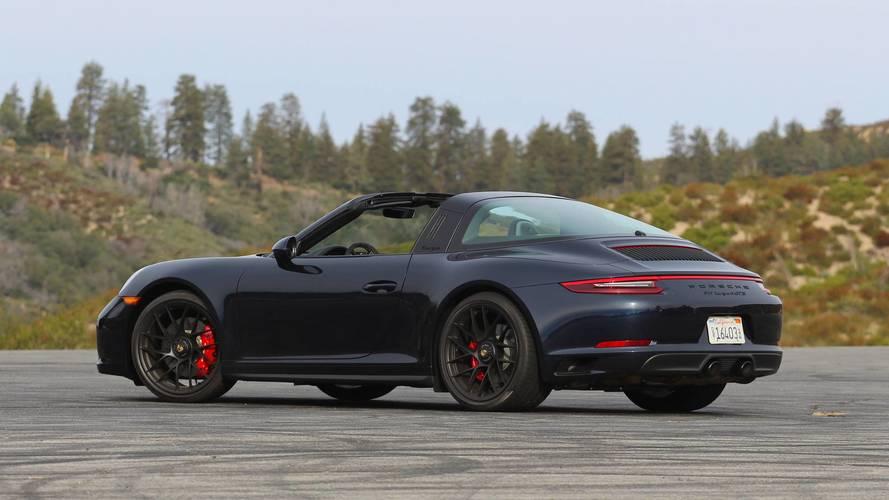 Porsche 911 Targa 4 GTS 2017