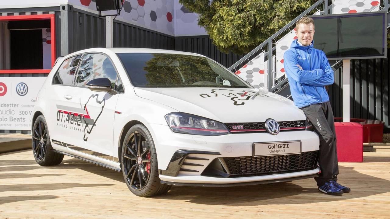 2018 Volkswagen Polo GTI Benny Leuchter