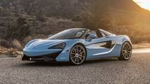 2018 McLaren 570S Spider: Review