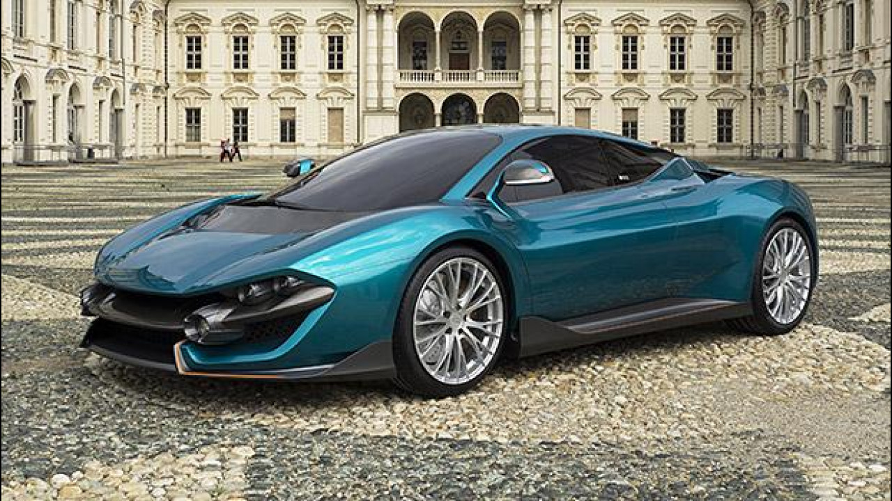 [Copertina] - ATS Wildtwelve by Torino Design, italica supercar