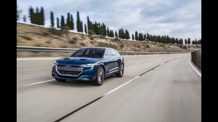 Audi, la Q6 e-tron nascerà in Belgio nel 2018