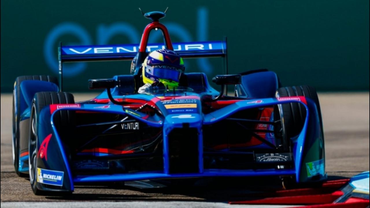 [Copertina] - Formula E, si correrà a Roma il 14 aprile 2018