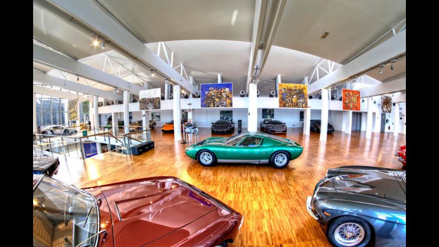 Lamborghini in mostra con
