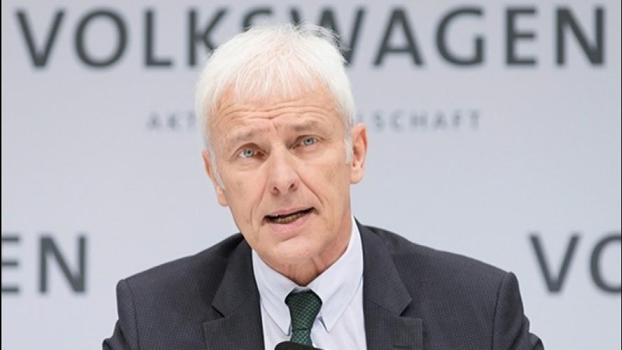 """""""Volkswagen è tornata in carreggiata"""", parola di Mueller"""