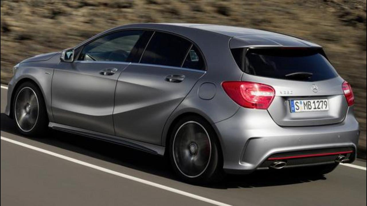 [Copertina] - Nuovi motori per Mercedes Classe A, Classe B e CLA