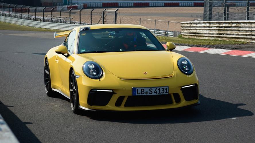 Porsche batte Porsche: