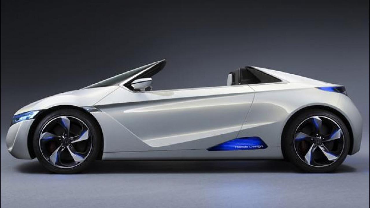 [Copertina] - La Honda S2000 sta per tornare, ma sarà turbo e ibrida