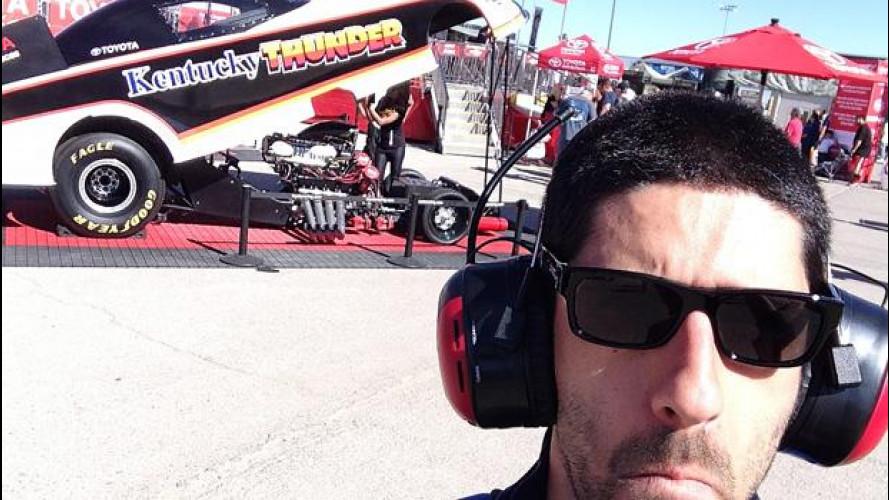 SEMA Show, Dragster e super-bolidi regnano a Las Vegas [VIDEO]