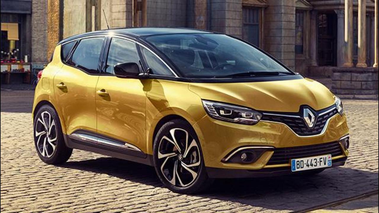 [Copertina] - Nuova Renault Scenic, chi si ferma è perduto [VIDEO]